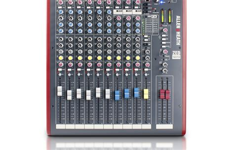 Mixer Allen Heath Zed gearslutz pro audio community mixers pots vs fader