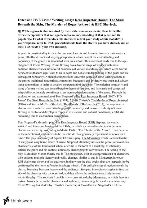 Criminal Essay Topics by College Essays College Application Essays Crime And Essay Topics