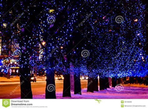 christmas street light stock photo image of decoration