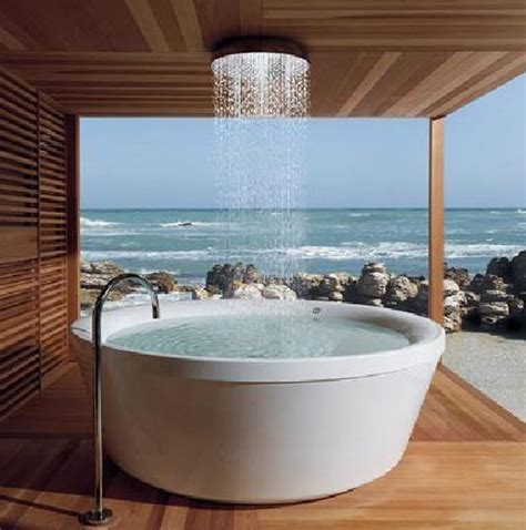 awesome bathroom 15 awesome outdoor bathroom design ideas home design and
