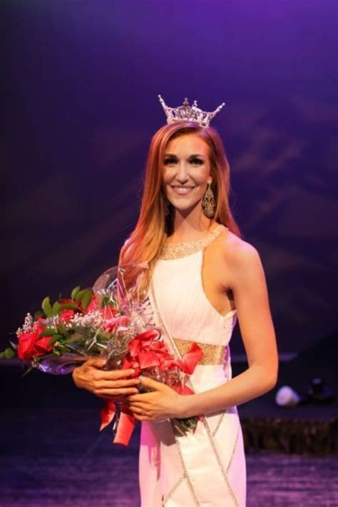 Lander's Jessie Allen crowned Miss Wyoming