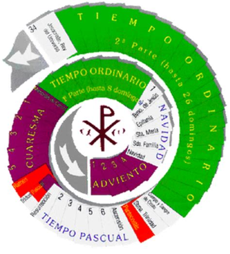 colores del ano liturgico educar con jes 250 s a 241 o lit 250 rgico breves apuntes