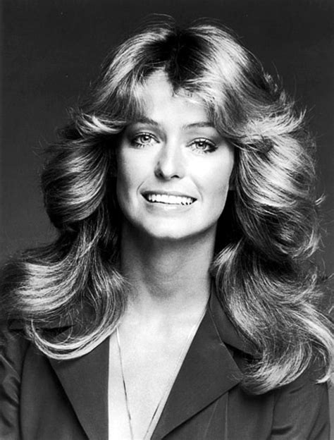 ladies popular hair style 1975 farrah fawcett 25 most iconic hairstyles of all time