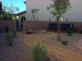 Backyard Landscaping Las Vegas by Las Vegas Landscaper Delivers Stunning Backyard Angies List