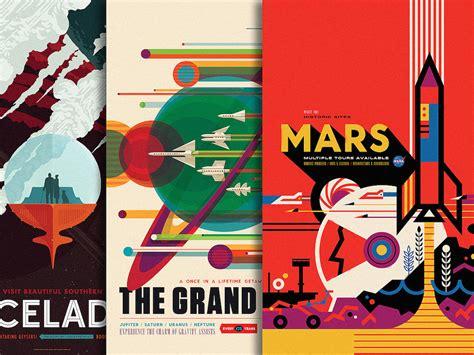 nasa printable poster nasa heralds new era of space tourism with sublime retro