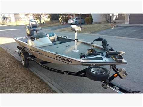 g3 boats eagle 165 2008 g3 eagle 165 aluminum bass boat new from 2011
