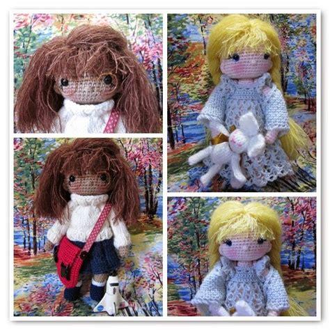 by hook by hand manga manga amigurumi doll free pattern download new crochet dolls from by hook by hand amigurumi