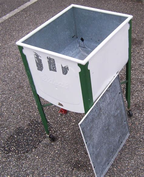 galvanized sink for sale triple a resale ideal galvanized wash tub