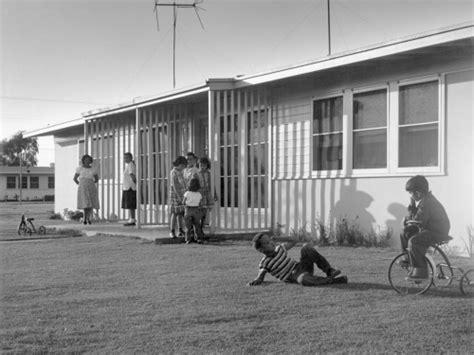 housing authority of the city of los angeles hacienda village los angeles paul revere williams