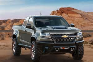 chevy colorado zr2 concept unveiled at los angeles auto show