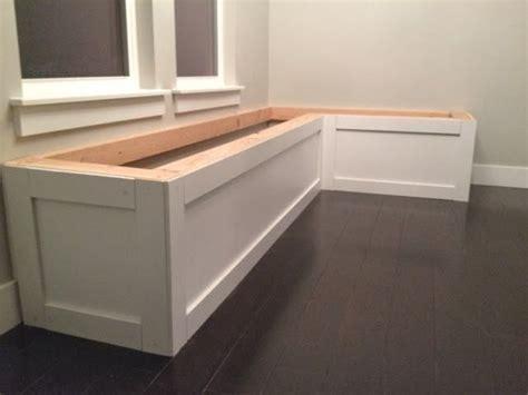 kitchen nooks with benches best 25 kitchen nook bench ideas on pinterest kitchen