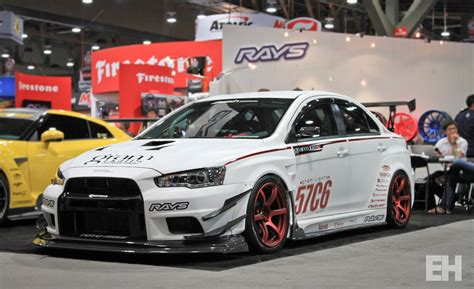 mitsubishi race car mitsubishi lancer evolution 10 all racing cars