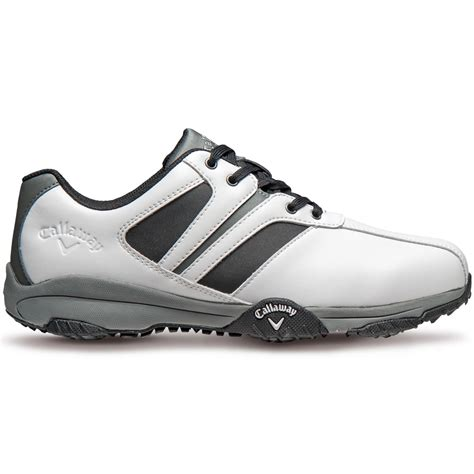 callaway chev comfort golf shoes callaway golf 2016 mens chev comfort waterproof leather