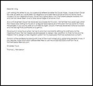 personal reference letter template 100 images 41