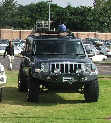 2006 Jeep Commander Bumper The Steel Armadillo Llc Gt Catalog