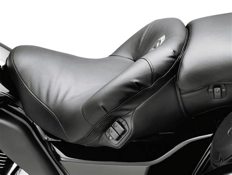 road seats 52000201 road zeppelin air adjustable seat at thunderbike shop