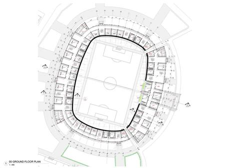 Stadium Floor Plan | a new stadium for nigeria chronos studeos