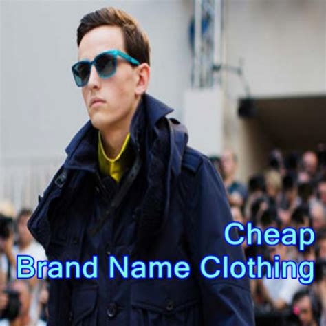cheap brand name clothing appstore for android