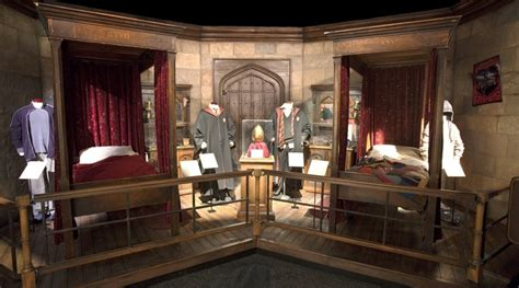 hogwarts bedroom ideas this is the tour display of harry potter s hogwarts