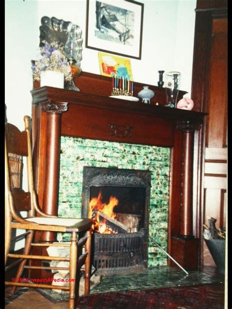 antique coal fireplace insert images