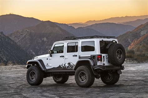 Jeep Wrangler Jk Aev 20th Anniversary Edition Jeep Wrangler Jk 350 Review