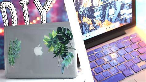 Keyboard Decorations by Diy Laptop Decor 2017 Keyboard Macbook Cover