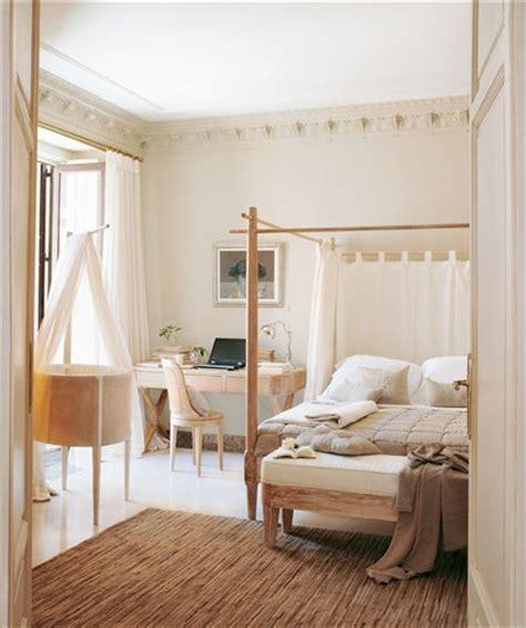 ideas para decorar la habitacion principal cuna del beb 233 en la habitaci 243 n principal c 243 mo integrarla