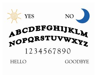 printable ouija board instructions the best way to use a ouija board wikihow