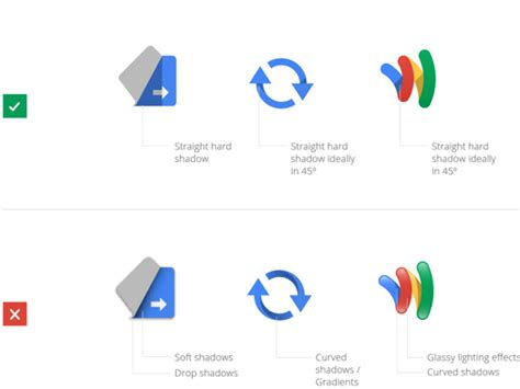 google design here s a rare look at google s design principles