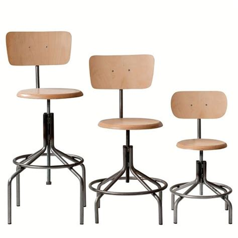 Chaise De Bureau Industriel 15 Chaise Industrielle Metal Chaise Bureau Industriel