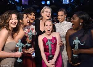 Ex M by Uzo Aduba And Orange Is The New Black Cast Win Two Sag