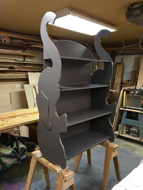 elephant shelf woodworking project  narinder jugdev