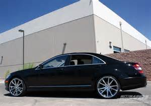 2006 mercedes s class with gianelle spidero 5 in