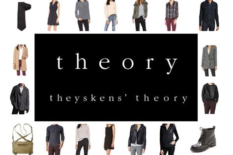 Theories Of Fashion Costume And Fashion History by Theory Theyskens Theory Clothing New York Sle Sale