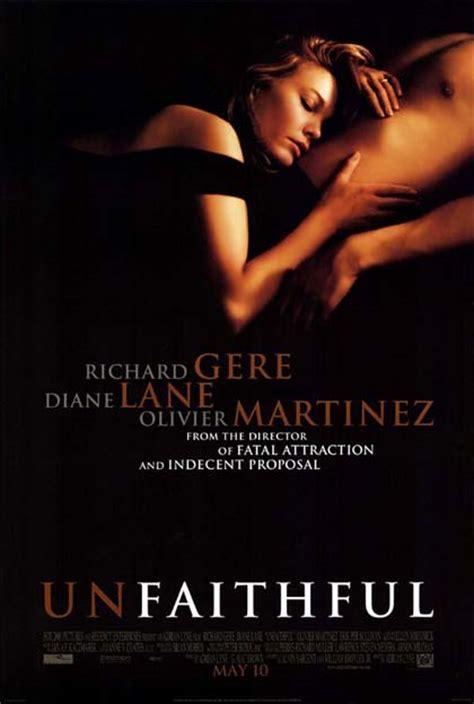 Frasi Film Unfaithful   poster 1 unfaithful l amore infedele