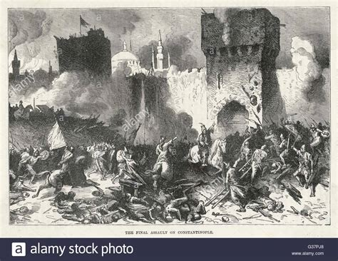 siege de constantinople siege of constantinople the turks sultan mehmed ii