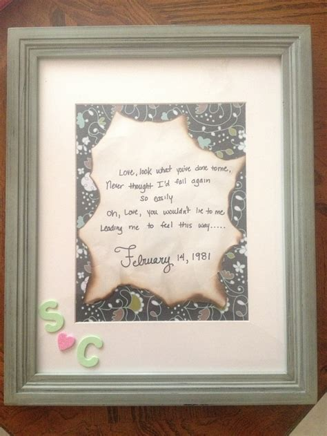 Wedding Anniversary Songs In For Parents by Pin By Julie On Get Crafty Decorate