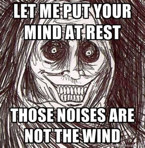 Horrifying House Guest Meme - image 154505 horrifying house guest shadowlurker