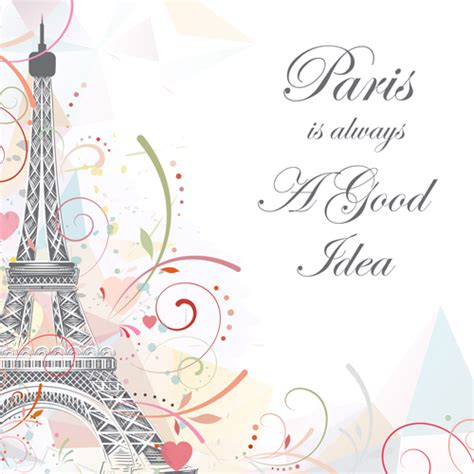 Beautiful Eiffel Tower by Eiffel Tower With Abstract Background Vector 01 Vector