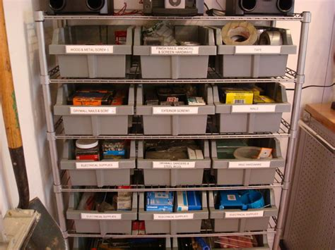 garage organization bins garage storage design organization