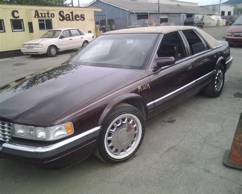 Cadillac Seville 1995 stuntin 95 1995 cadillac seville specs photos