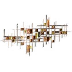 Metal Wall Decor And Sculptures by Well Made Modern Metal Wall Decor Popular Home