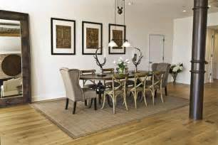 Rustic Dining Room Decor by Warm And Rustic Dining Room Ideas Furniture Amp Home