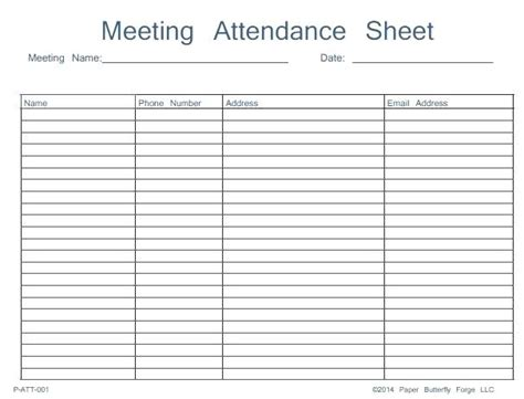 sheet template word it meeting attendance sheet template microsoft word