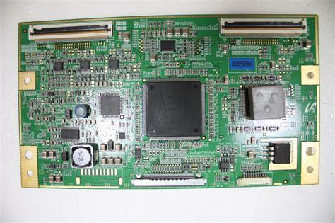 samsung t con board samsung 52 quot ln52a650 lj94 01397s t con timing board unit ebay