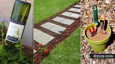 superior Cheap Backyard Landscaping Ideas #3: 29-landscaping-yard-hacks-ft.jpg