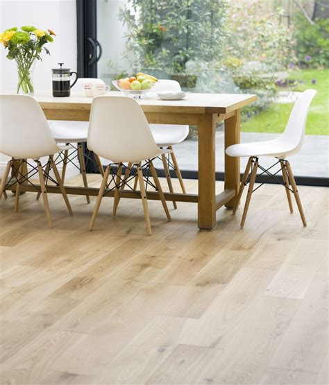 light and oak for a classic yet modern finish i