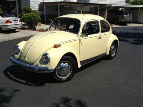 vw beetle ebay