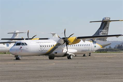 Miniatur Atr 72600 Kalstar Aviation nesma airlines adds new domestic routes