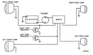 Car Hazard Lights Circuit Diagram Model T Ford Forum Turn Signal Diagram Parts